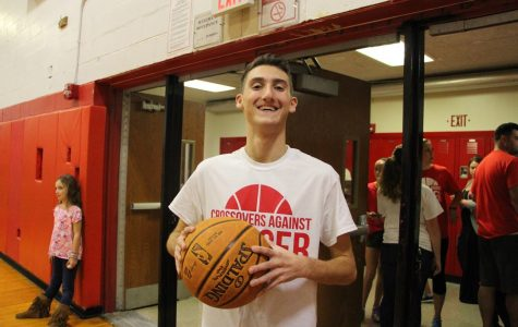 Q&A with Senior Jonathan Golbert on Crossovers Against Cancer Success