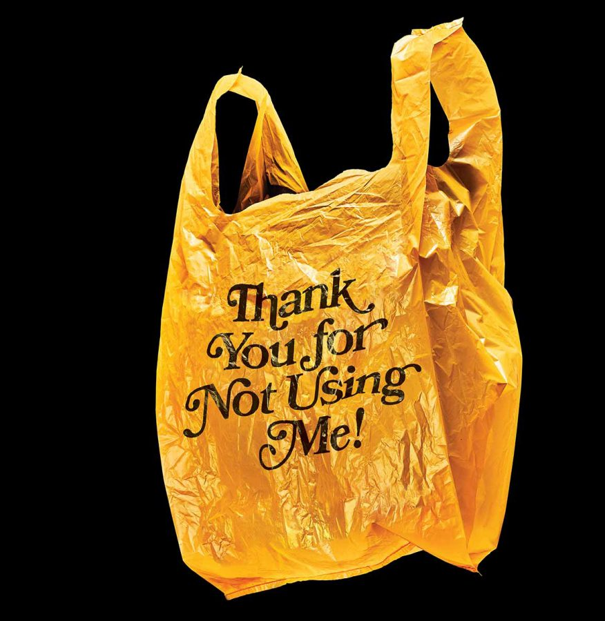 On January 1, 2018 a new law was set in place in Suffolk County that charges customers five cents on plastic bags that are provided at stores.
