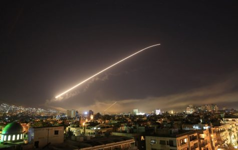 United States and Allies Bomb Syria