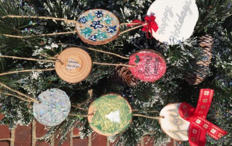 NEHS Ornament Sale!