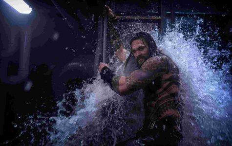 Aquaman Floods China's Box Office